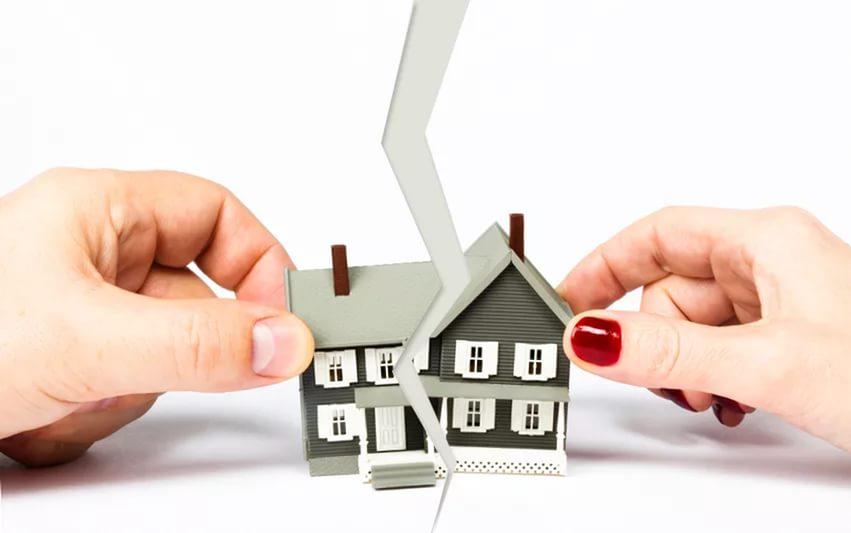 Соглашение о реальном разделе жилого дома (образец)