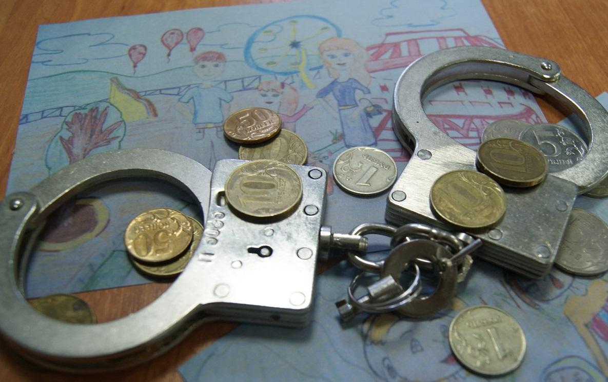 уголовное наказание за алименты
