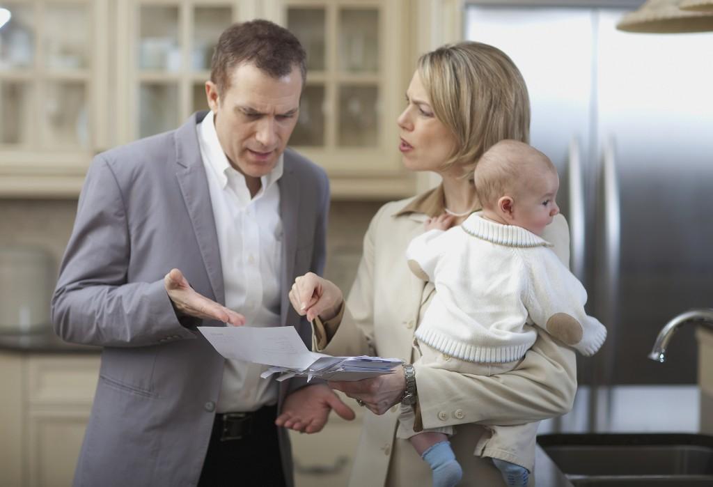 Как составить иск на отказ от отцовства вне брака