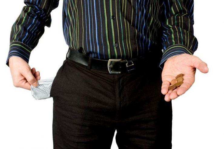 арест за неуплату алиментов